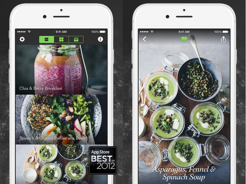 Green_kitchen_app. Download Green Kitchen ... Good Ideas