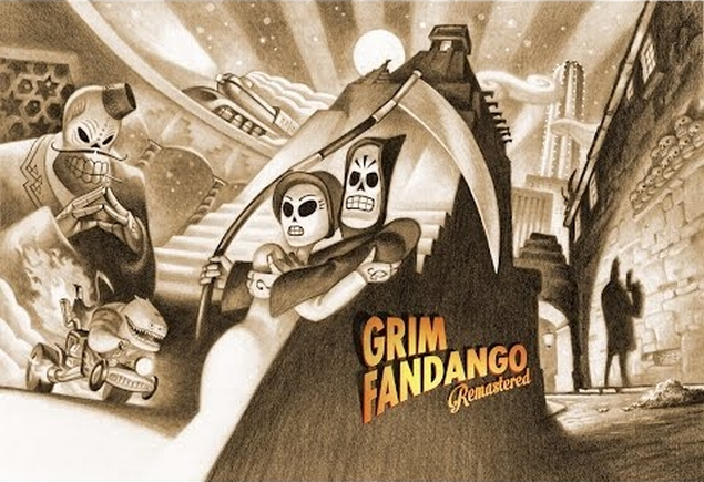 Grim Fandango Remastered Review: Death at Its Best