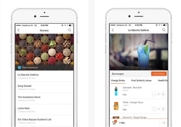 Grofers App Review: Bringing Your Neighbourhood Stores Home