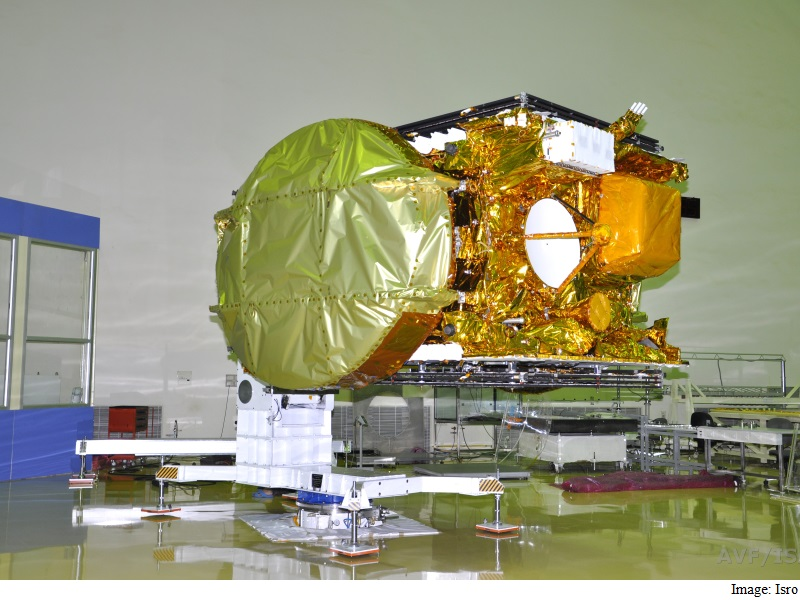 Isro's GSAT-15 Satellite Readied for Launch on Wednesday