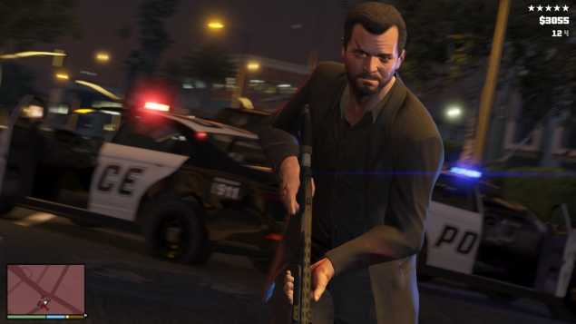 Gta V Review New Grand Theft Auto Triples The Intensity