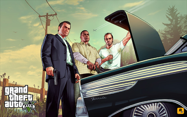 Grand Theft Auto V release date leaks, to ship as soon as March 24: Report