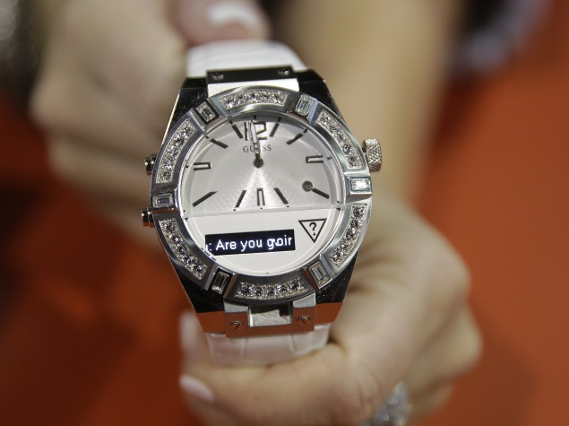 Fashion Designers Spruce Up Boring Smartwatches