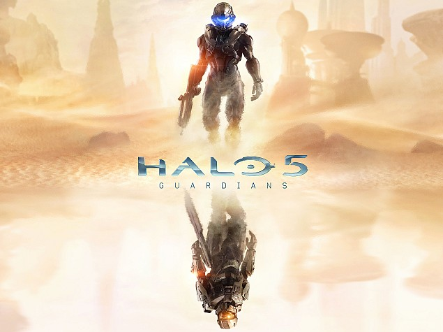 Halo 5: Guardians Announced for Fall 2015 Launch on Xbox One