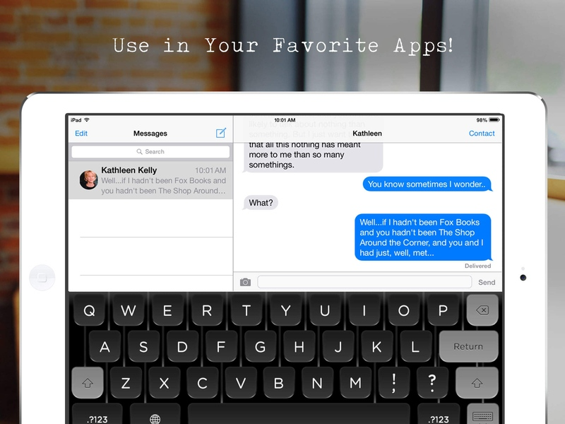 30 Incredible Keyboard Apps For Better Typing On Your Iphone Or Ipad Ndtv Gadgets 360