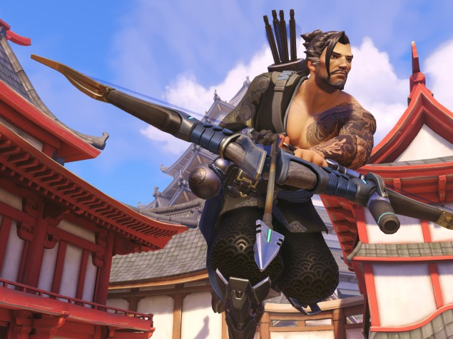 Overwatch Has the Potential to Disrupt the Multiplayer First-Person Shooter Space