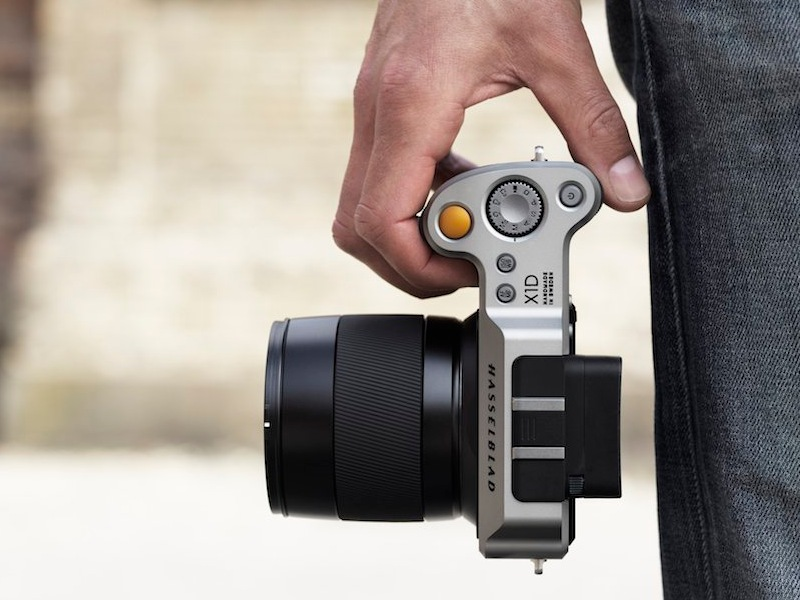 Hasselblad X1D Medium Format Mirrorless Camera Launched at $8,995