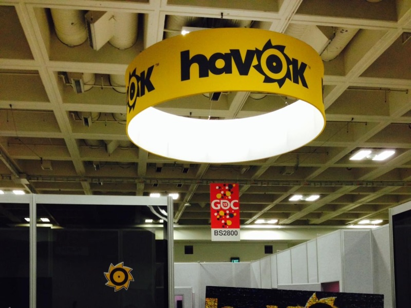 Microsoft Acquires Irish 3D Physics Provider Havok From Intel
