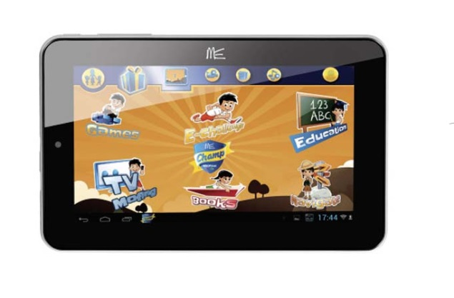 HCL Me Champ tablet for children launched at Rs. 7,999