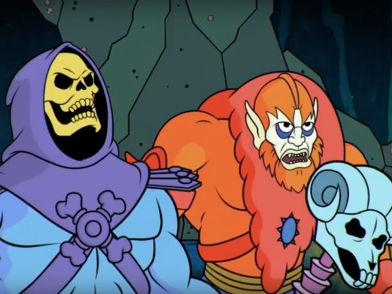 He Man's Back to Join Pokemon, Ghostbusters, and Star Trek - Is Anything New?