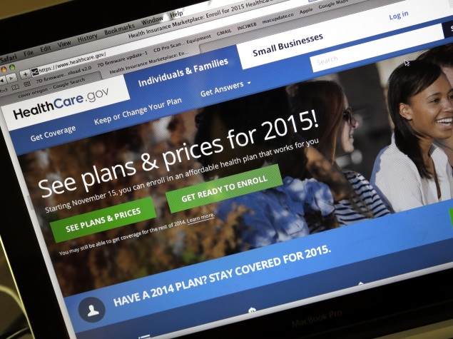 US Government's Healthcare Website Prompts New Privacy Concerns