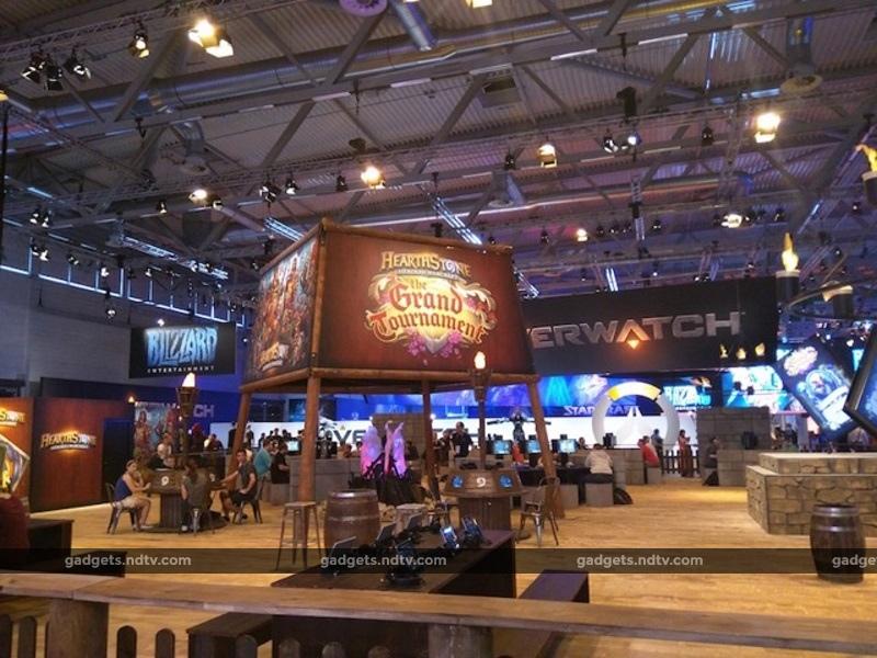 Gamescom 2015 Day Three: Star Wars, Blizzard, and Homefront Revolution