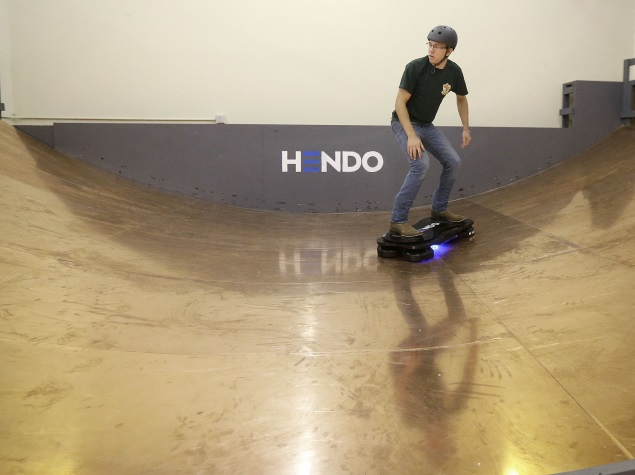 This Startup Is Working to Turn Hoverboards Into Reality