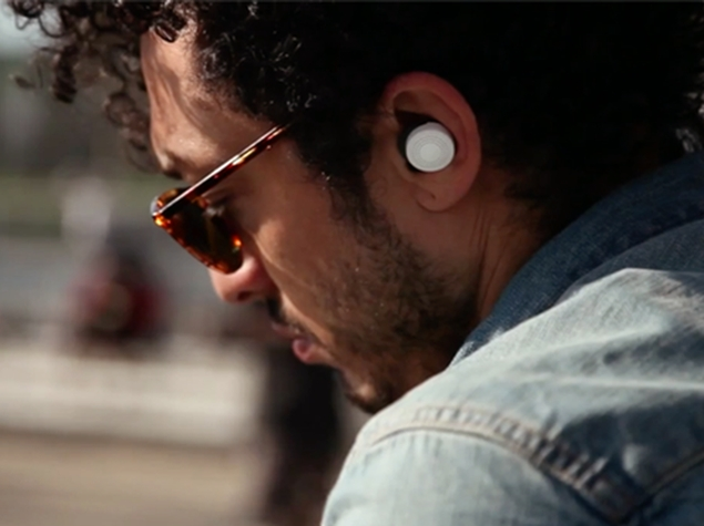Here Wireless Headphones Add an Audio Equaliser to Your Life