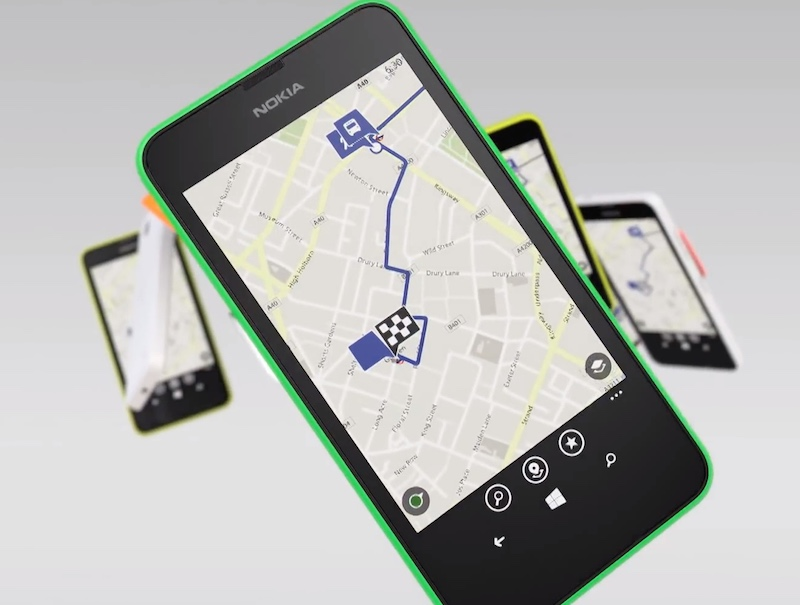 Here Maps Ditches Microsoft's Windows 10, Windows Phone Platforms