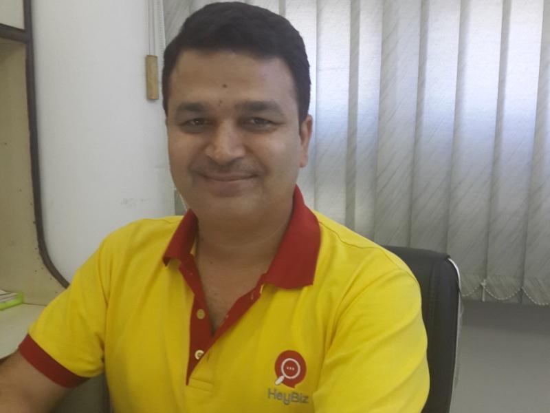 Personally Tech With Bhartesh Chhibbar, Founder, HeyBiz