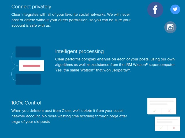 'Clear' App Deletes Your Social Media Gaffes