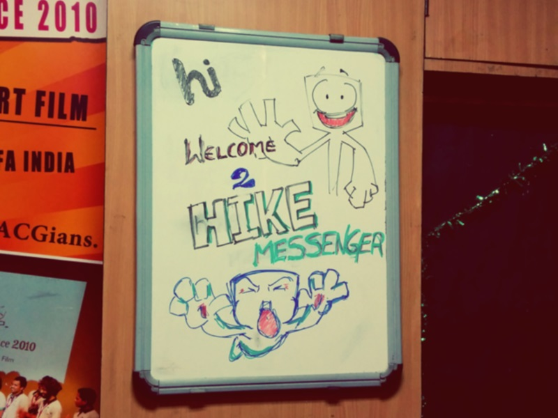 Hike Messenger Raises $175 Million in Funding From Tencent, Foxconn, Others