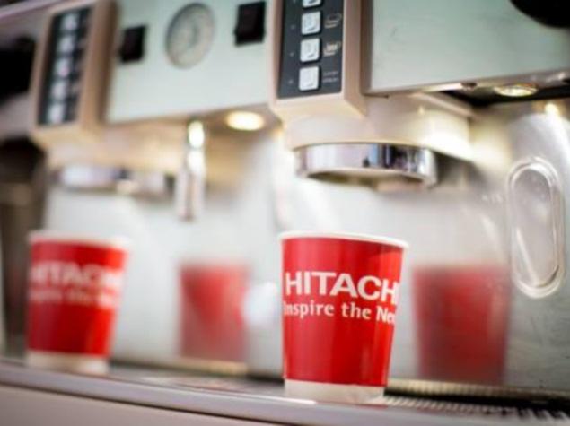 Hitachi Quarterly Profit Soars 31 Percent on Cost Cutting