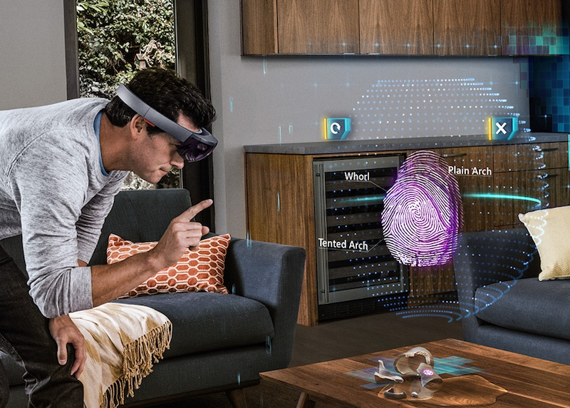 Microsoft HoloLens Goes Up for Pre-Orders at $3,000; Specifications Revealed