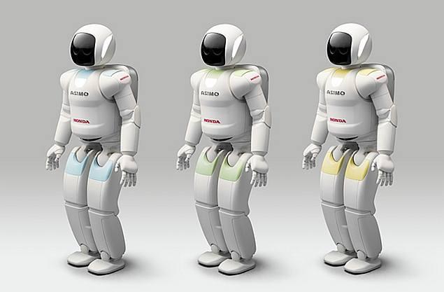 Honda's new ASIMO robot designed to be more human-like than ever