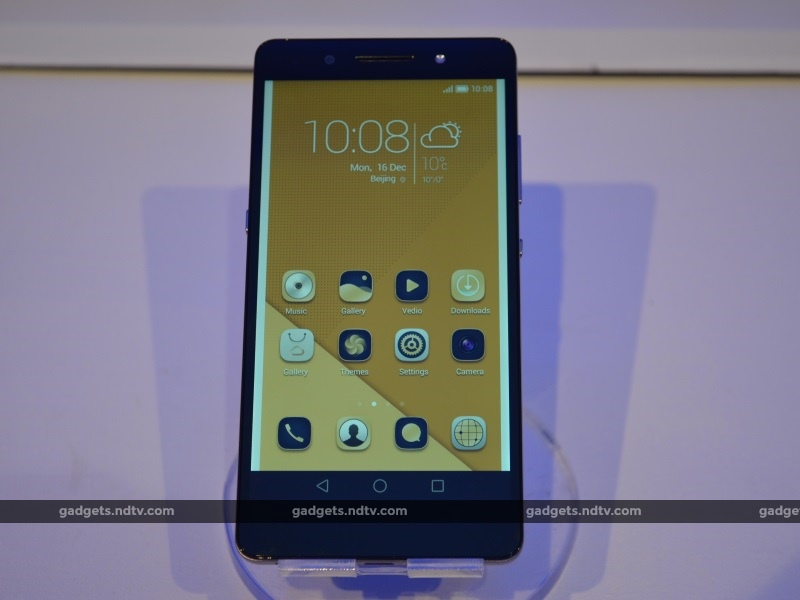 Honor 7 First Impressions