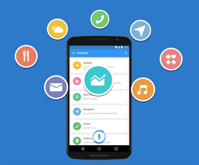 Hound Virtual Assistant Launched for Android, iOS
