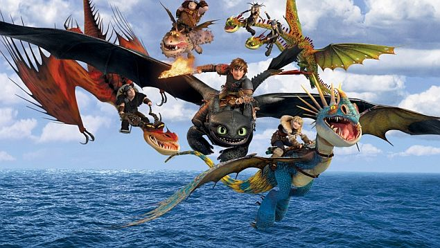 Like Animated Movies? You'll Love How to Train Your Dragon 2