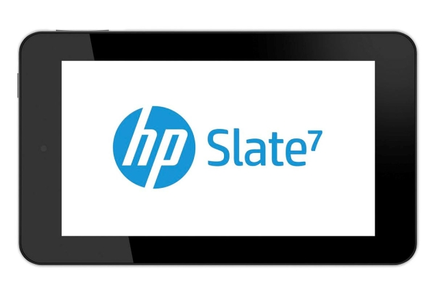 HP launches $169 Slate 7 tablet with Android 4.1