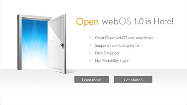 Open webOS ported to Google's Nexus 7 tablet