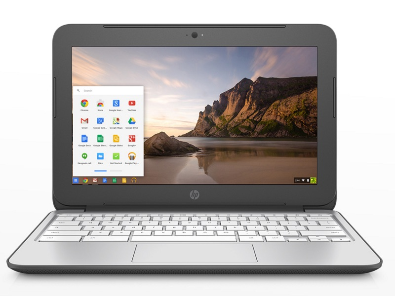 HP Chromebook 14 2015 Launched With Intel Processor, Improved Battery Life