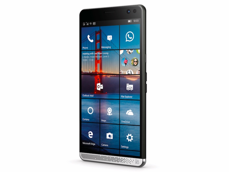 HP Elite x3 With Snapdragon 820, Windows 10 Mobile Launched at MWC 2016