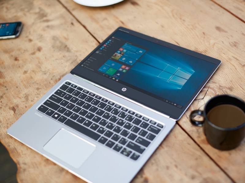 HP EliteBook Folio, Spectre x360, and More Launched at CES 2016