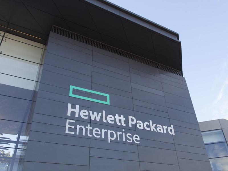 Hewlett Packard Enterprise Makes a $100 Million Bet on Startups
