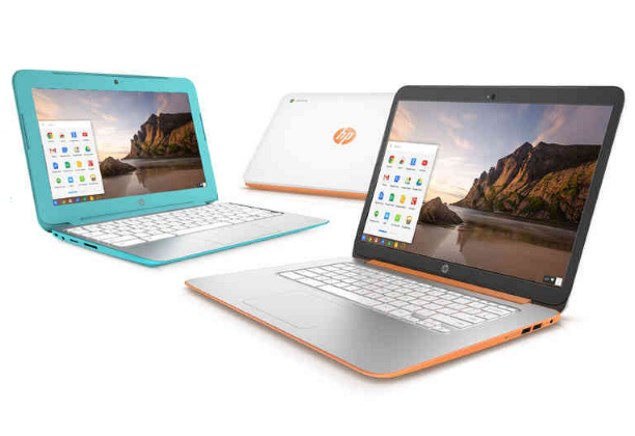 HP Announces New 2-in-1 Hybrids, Chromebooks at IFA 2014
