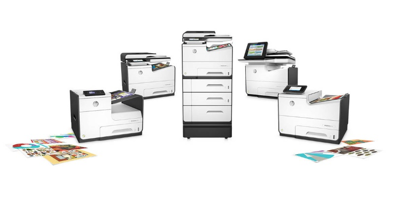 HP Unveils New Portfolio of Next-Gen PageWide Printers in India