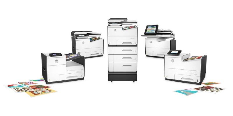 HP Unveils New Portfolio of Next-Gen PageWide Printers in India