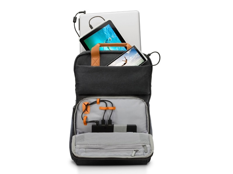 HP's Powerup Backpack Can Recharge Your Laptop on the Go