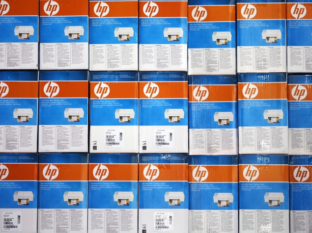HP Forecasts Split-Related Costs Below Expectations