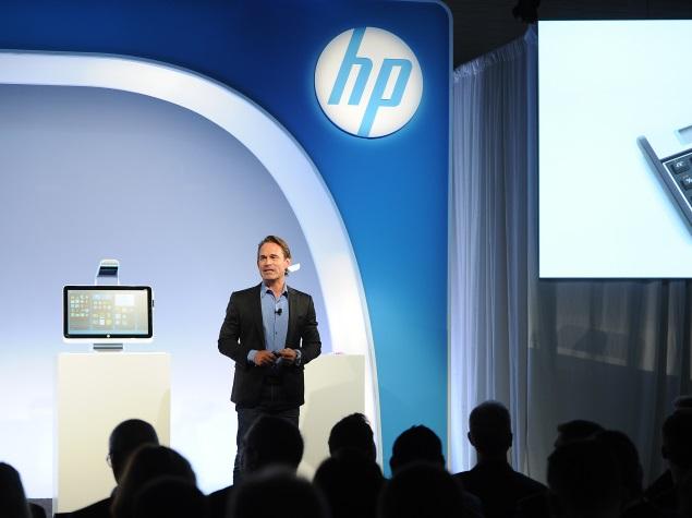 HP Fourth-Quarter Revenue Drops on Weak Enterprise Demand