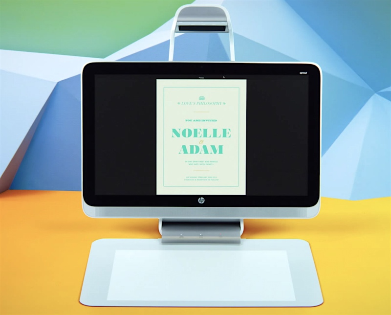 HP Sprout Pro With Projector, Touch-Capable Second-Monitor Launched