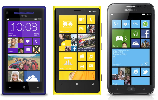 Which Is Your Next Windows Phone Device Nokia Lumia 920 Htc 8x Or Samsung Ativ S