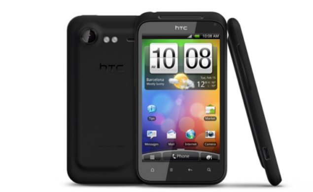 htc incredible s android 4 0 update begins rolling out in india rh gadgets ndtv com All AT&T Phones HTC Old HTC Phones