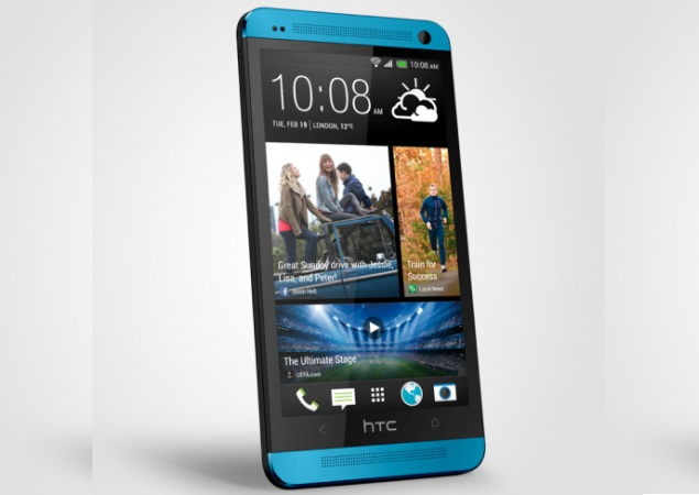 HTC One and One mini 'Vivid Blue' colour variant now official