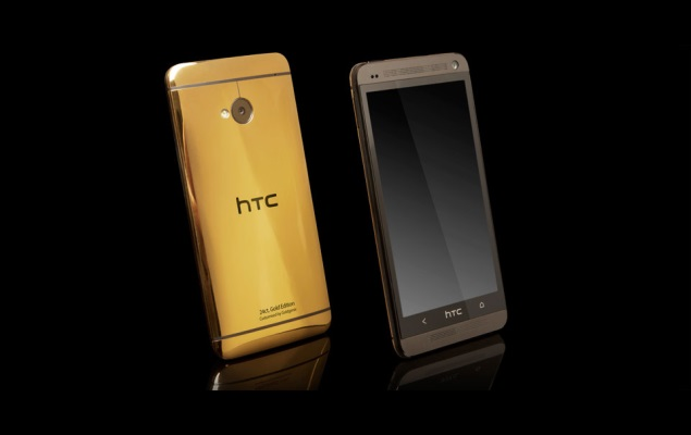 HTC One Gold edition now official