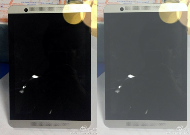 Rumoured HTC One tablet spotted in the wild