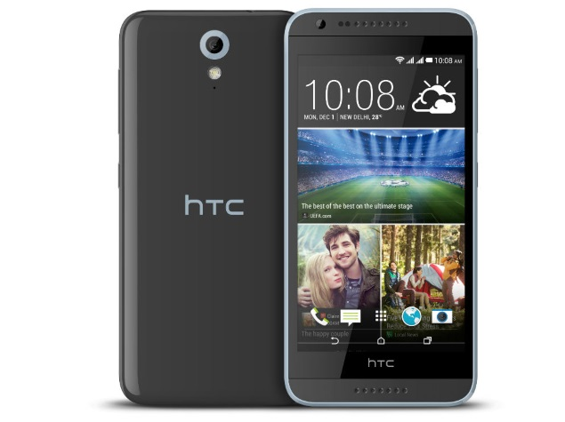 HTC Desire 620G Dual SIM Now Available in India at Rs. 15,900