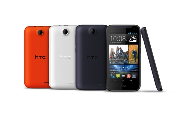 HTC Desire 310 with 4.5-inch display, dual-SIM support announced