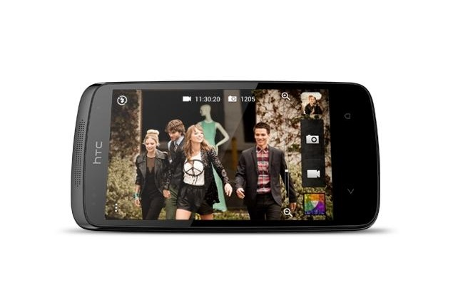 HTC Desire 500 with 4.3-inch display launched
