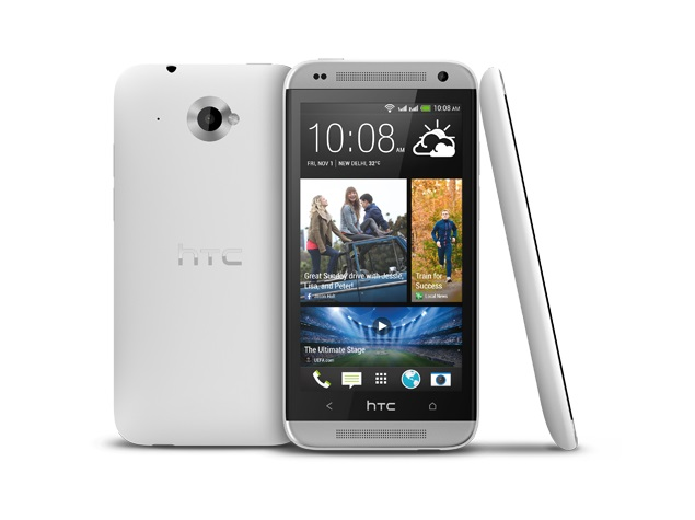 HTC Desire 601 starts receiving Android 4.4 KitKat update with Sense 5.5 UI
